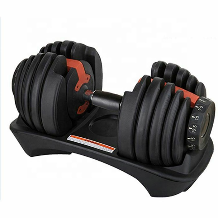 Adjustable Gym Dumbbell Weight Dumbbells Bench Barbell Lifting Workout Machine Fitness Strength Machine for Total Body Training