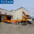 TITAN 40ft container side loader trailer self loading truck trailer