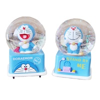 2019 Popular Resin cartoon 100 MM snow globe