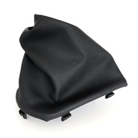 Dongzhao Factory Leather Car Gear Shift Knob Lever Head Gaiter Boot Cover Collar For Hyundai