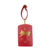 Custom Luggage Tag Canvas Boarding Airplane Baggage Tag