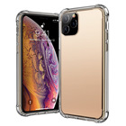 Air Cushion 4 Corner Full Protection Shockproof TPU Clear Cell Phone Case for iPhone 11 Pro Max 5.8 6.1 6.5