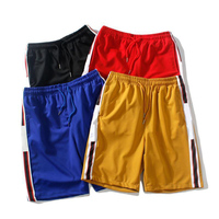 2019-2020 New Design Summer Sport Shorts Pants Fashion 4 Colors Printed Drawstring Shorts for sportswear