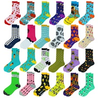 colorful mens socks make your own socks custom combed cotton socks