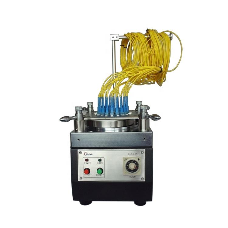 ファイバピグテール研磨クイックコネクタ研磨フェルール繊維ケーブル研磨ファイバージャンパー研磨機