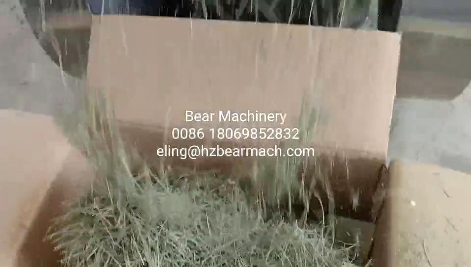 Самый продаваемый Лемонграсс автомат для резки Эфедра травы машина для резки травы Шредер листьев женьшеня машина