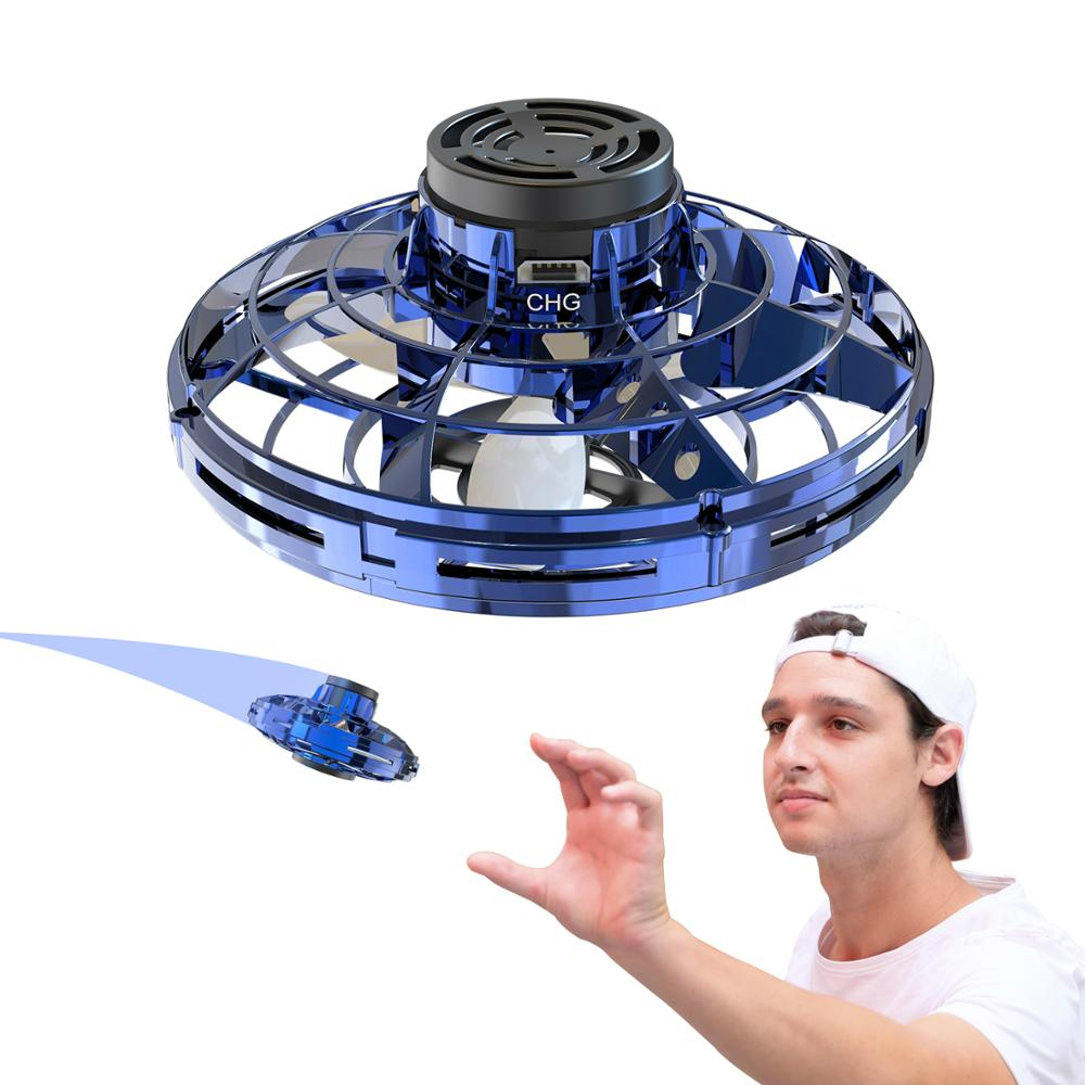FlyNova with hot selling new creative toys flying spinner for children most popular flying toys
