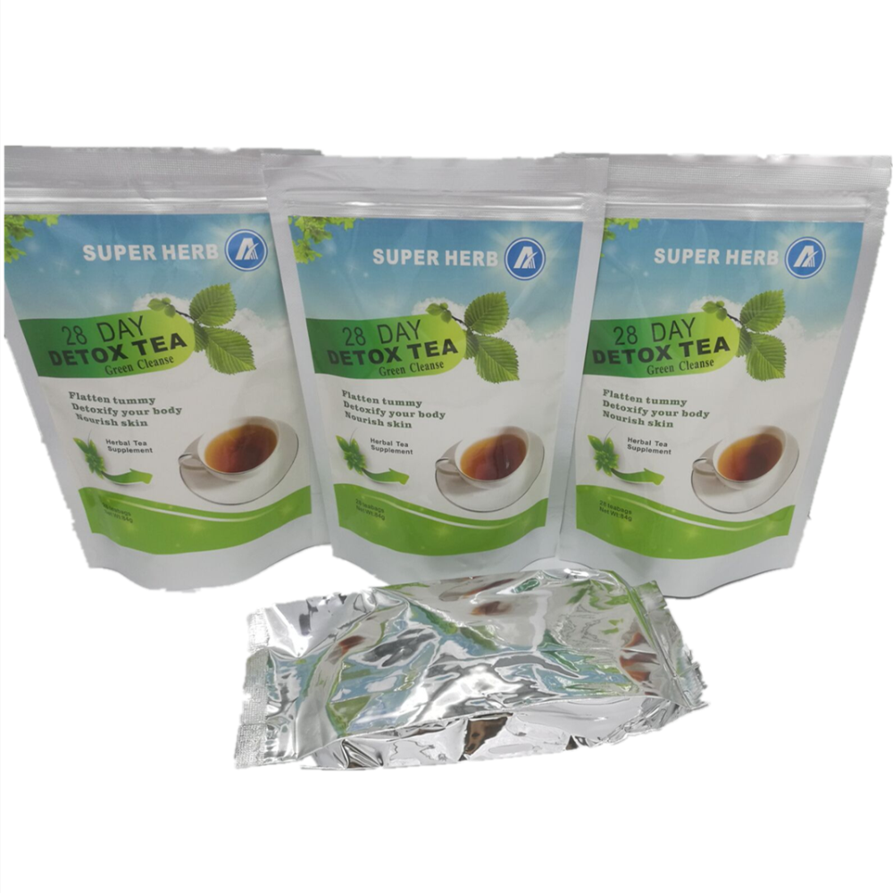 Chinese Herbs Additives and Adults Age Group 28 day slimming tea weight loss beauty detox tea - 4uTea | 4uTea.com