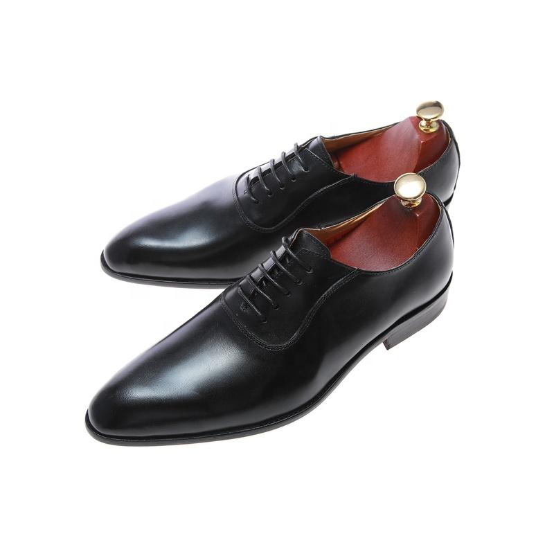 NOVO escritório sapatos para homens oxford de couro clássico casamento guangdong personalizado atacado