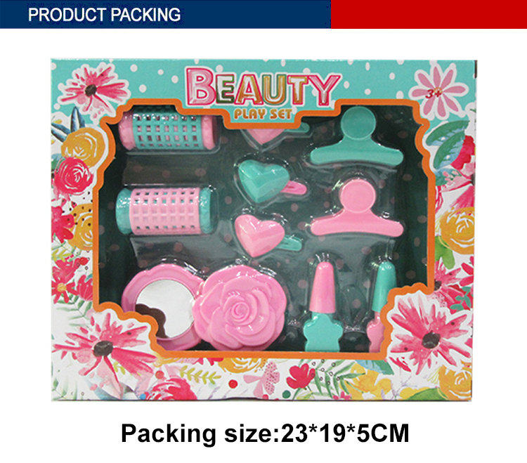cheap beauty play set plastic makeup toys girls for sale