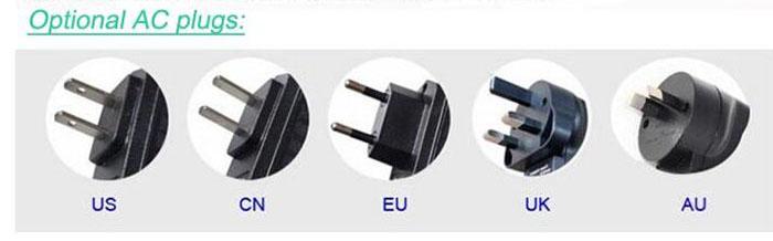 Trafo 12 v dc oem adaptörü 12v1a ac/dc 12 v 5.5mm 12 v 1a güç adaptörü 12 volt 1 amp ac dc güç kaynağı