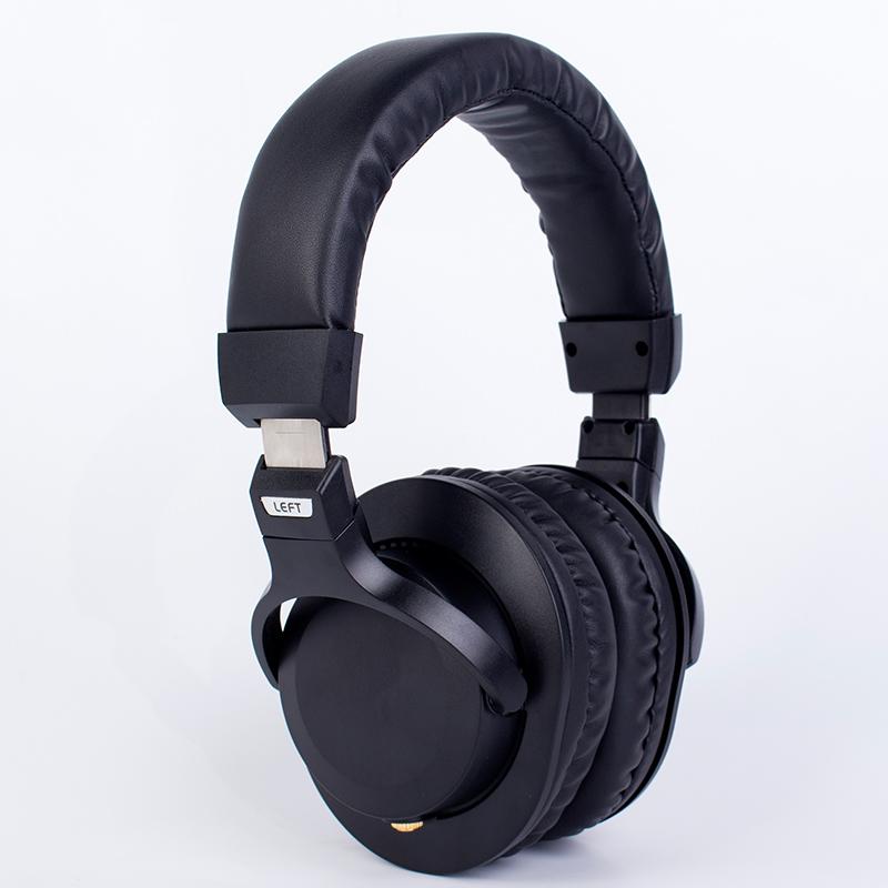 Toptancı profesyonel kablolu stereo kulak üstü kulaklık stüdyo DJ monitör kulaklık mİkserİ CDJ bilgisayar kayıt