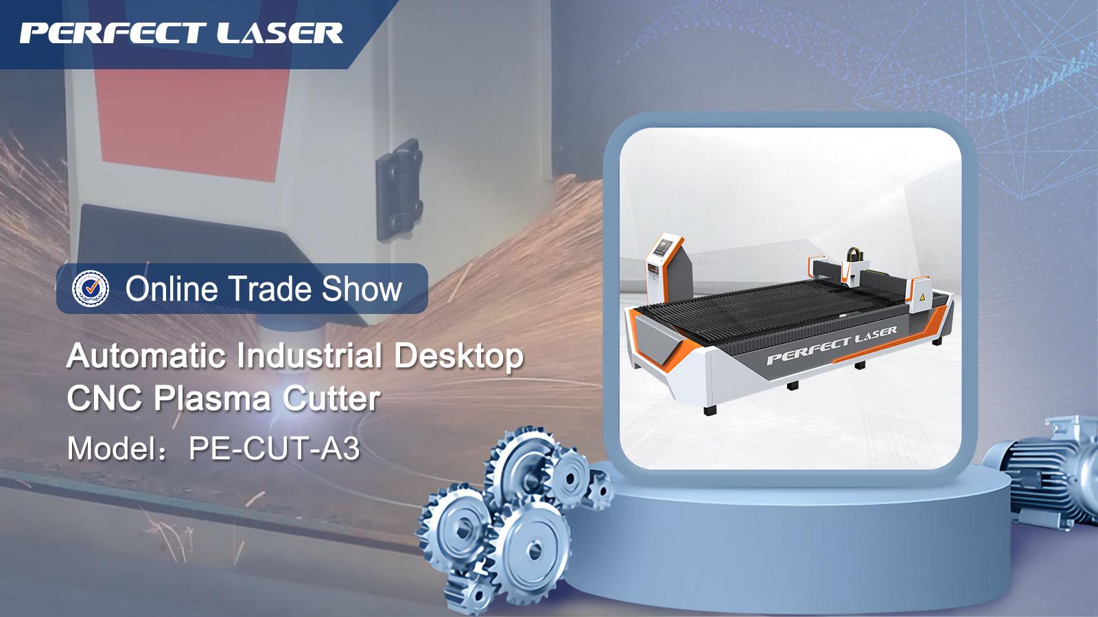 Edelstahl Blatt Metall Rahmen Cnc Plasma Maschine Cutter