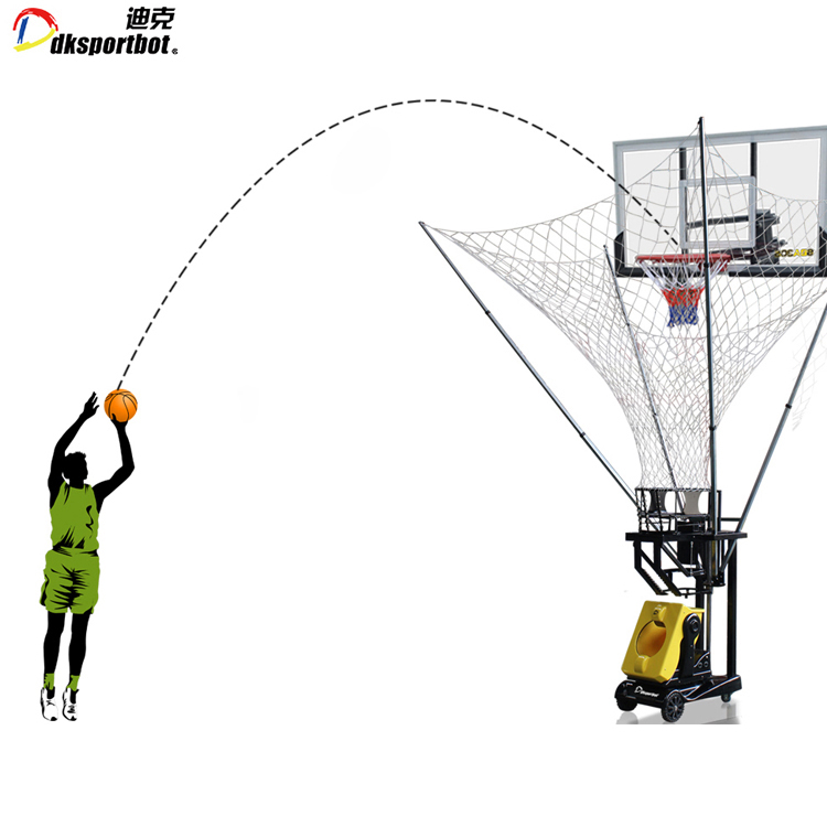 Basketball game and training machine for sale with the lowest price фото