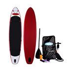 Kmucutie Inflatable Paddle Board (365*82*15cm), Ultra-Thick Durable PVC Inflatable Stand Up Paddle Board