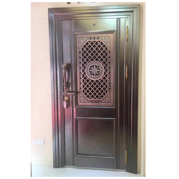 Safety Entry Security Steel Ghana Door Cheap Residential ...