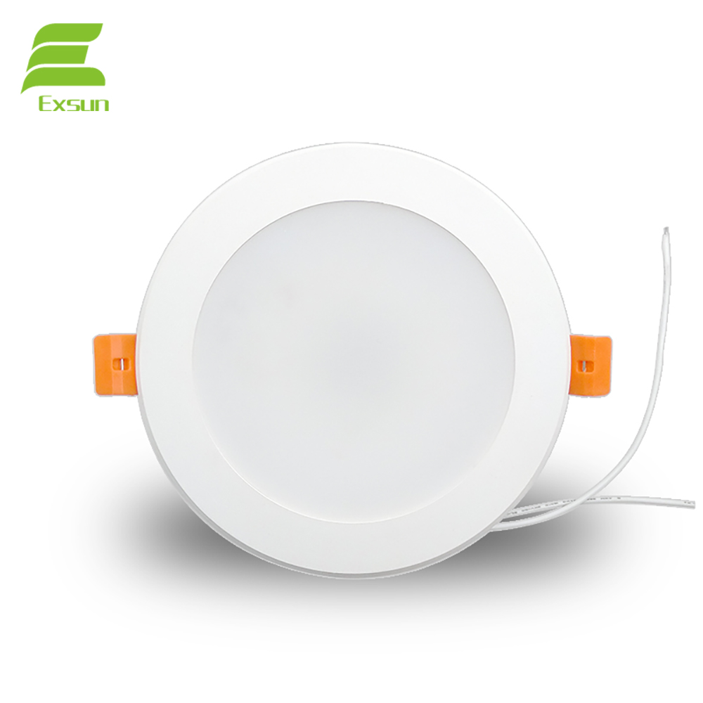 Commercial downlights Round ceiling led down light recessed 12w SMD led downlight