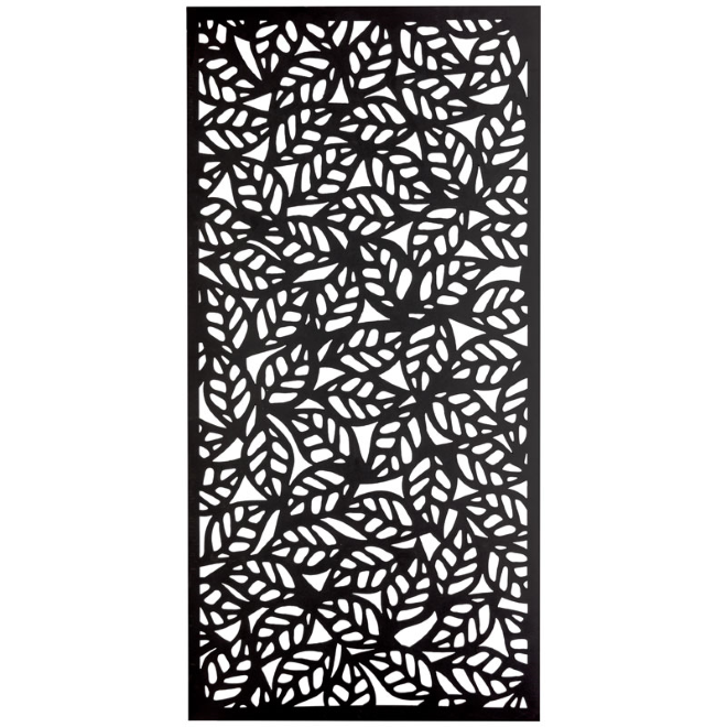 Outdoor Laser Cut Decorative Panels Stainless Steel Metal <strong>Screens</strong> For Garden Wall Art Decor