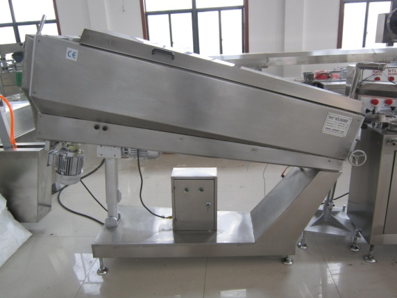 Sweet Small Automatic Hard Candy Making Production Line Price