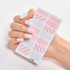Nail Decoration Born Pretty Colored Nail Tip Nail Art Stickers