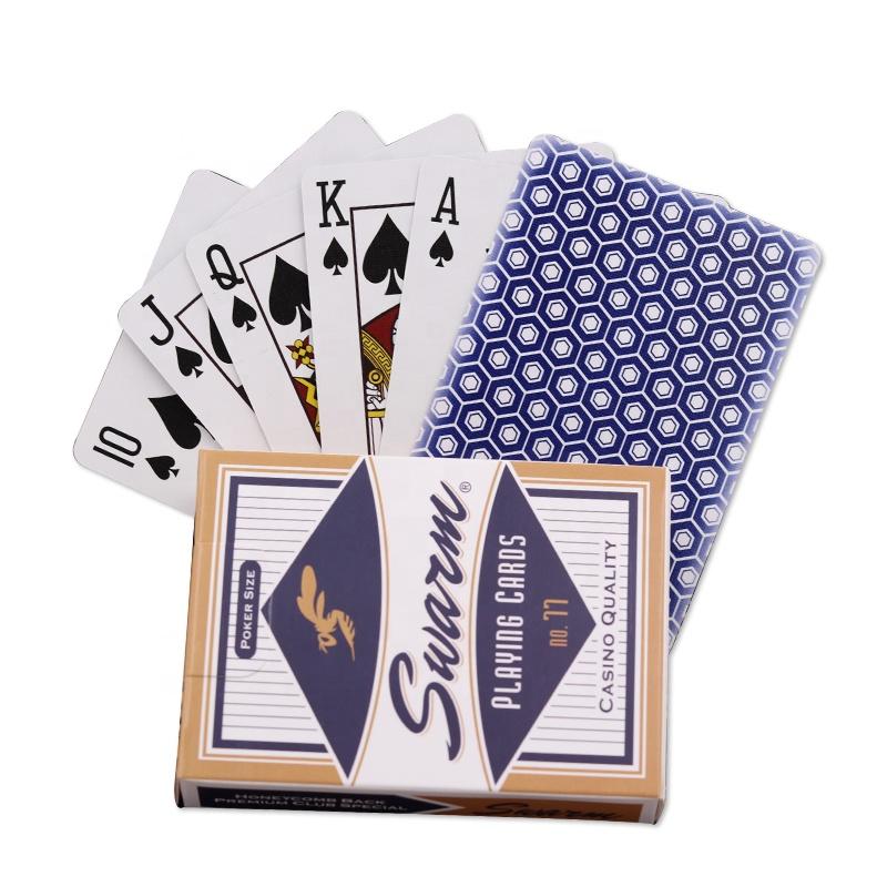 WJPC-Espagnol Cartes de Poker Imprimé Cartes À Jouer Costumes