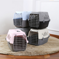 Portable Dog Cages Crates Multicolor Pet Cages Carriers Houses