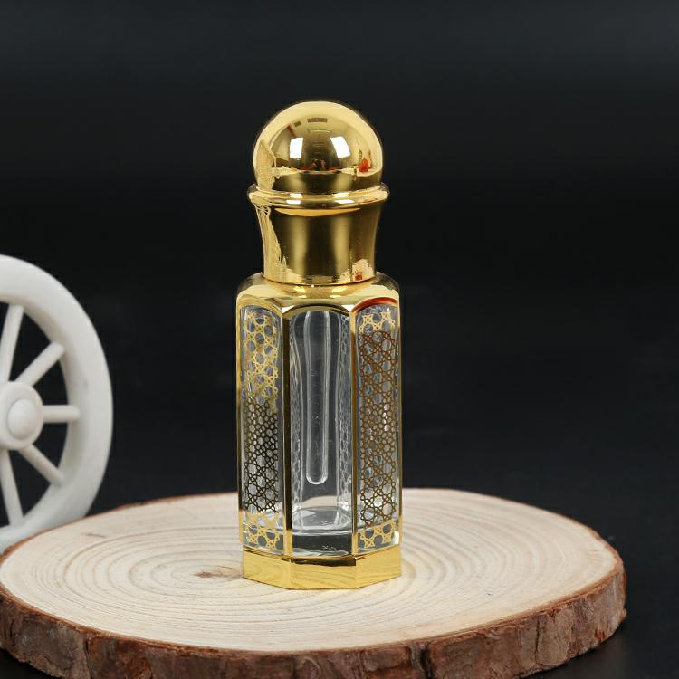 3ml black hot empty manufacture empty wholesale perfume bottles