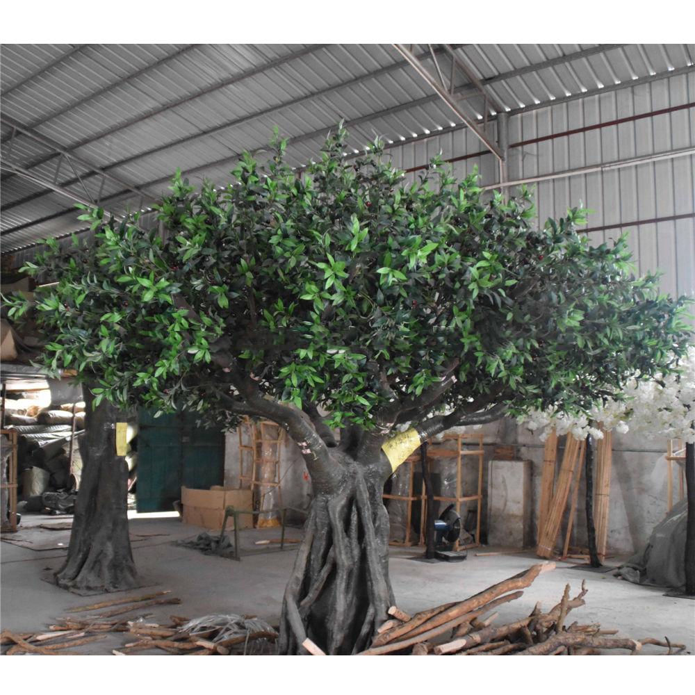 شجرة زيتون بلاستيكية اصطناعية زخرفية خضراء كبيرة Buy شجرة زيتون صناعية شجرة زيتون شجرة زيتون كبيرة Product On Alibaba Com