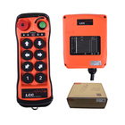 Industrial wireless waterproof single speed gas pump remote radio control for crane