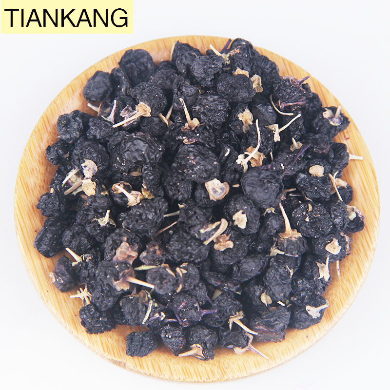 Organic Black Goji Berry Wolfberry Dried Black Goji Factory Price