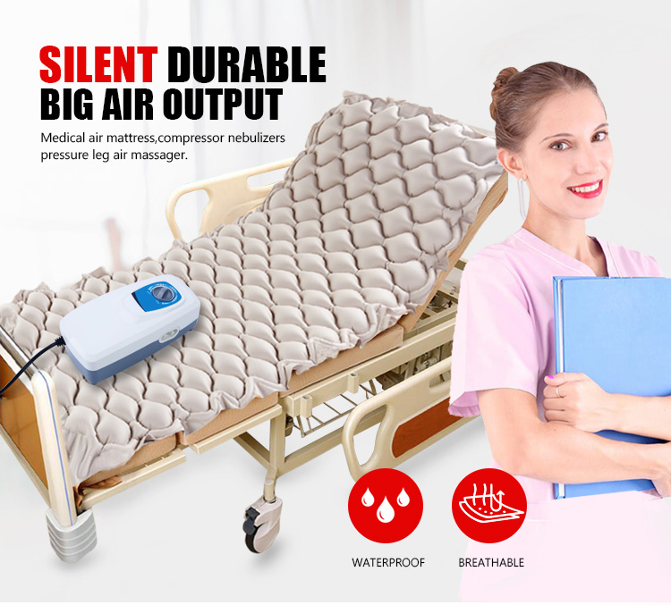 Air Mattress Air Bubble Medical Bed With Pump-FoFo 4