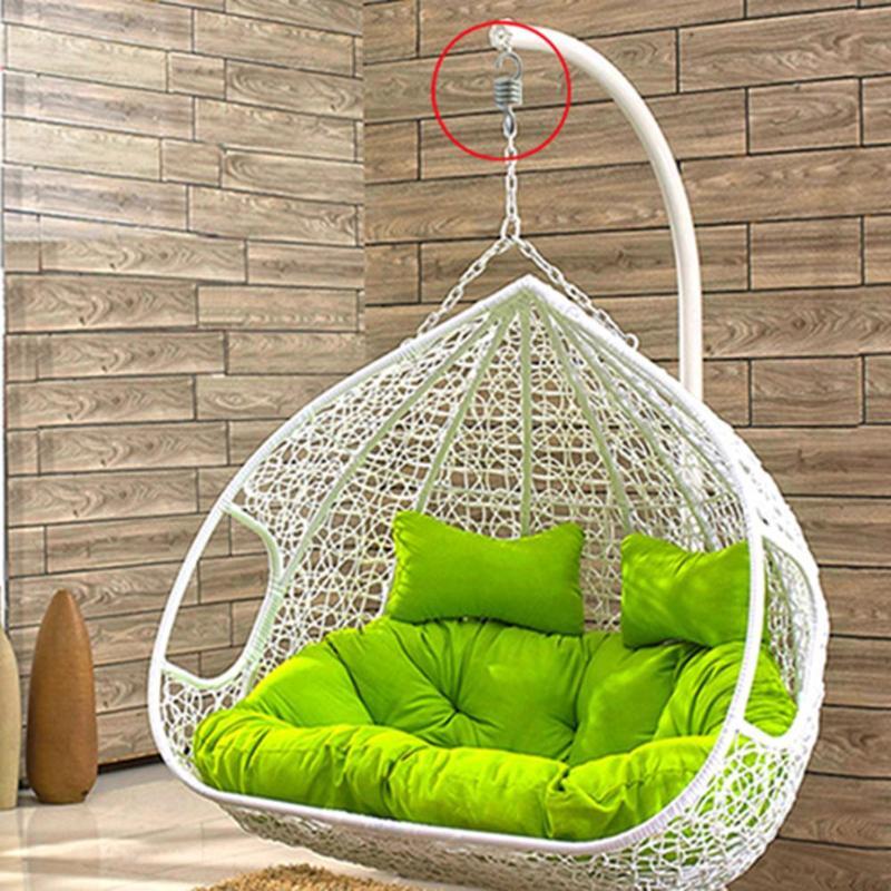 300kg वजन क्षमता झूला झूले कुर्सी के लिए मजबूत स्टील विस्तार वसंत 108mm वसंत
