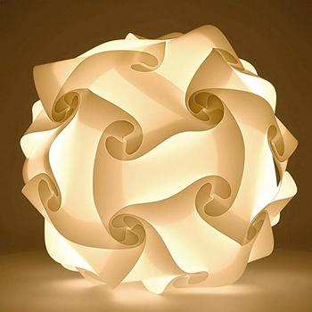Modern Iq Light Jigsaw Lamp Puzzle Zelight 9 Color Lights Product On Alibaba