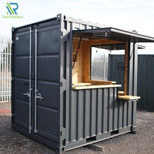 20FT Kiosk Container Shop