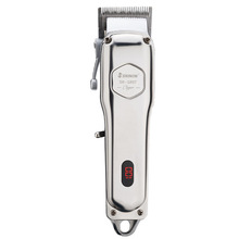 Salone <span class=keywords><strong>di</strong></span> <span class=keywords><strong>barbiere</strong></span> all metal Cordless trimmer macchina Stilisti <span class=keywords><strong>di</strong></span> taglio regolabile Barbieri salone Professionale per <span class=keywords><strong>capelli</strong></span> barbing clippers