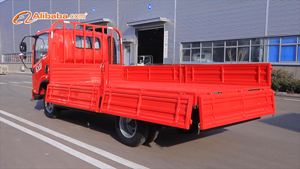 China Manufacturer Hot Sale Double Cabin Truck