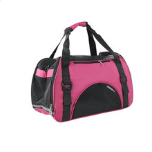 Hot <span class=keywords><strong>Verkoop</strong></span> <span class=keywords><strong>Hond</strong></span> Kat Dier Pet Carrier Tote Bag Outdoor Travel Airline Goedgekeurd