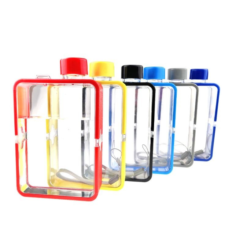 New style popular water bottle A5, reusable plastic water bottle