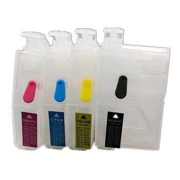 LC3119 refillable inkjet ink cartridges printer cartridge ink refill industrial ink cartridge for br
