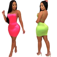 Africa O Neck Black Bodycon Mini Summer Dress Women Clothes Sexy Party Bulk Wholesale Dresses