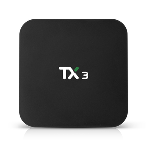 Factory of Newest Set Top Box Model TX3 Amlogic S905X3 Quad Core 2/16gb 4/32/64gb Dual Wifi BT Android9.0 Android TV BOX TX3