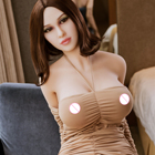 Oral Silicone Buy Sex Dolls Online Fast Shipping 165cm Real Full Metal Skeleton Lifelike Real Vagina Oral Tpe Big Breast Silicone Real Sex Doll Online