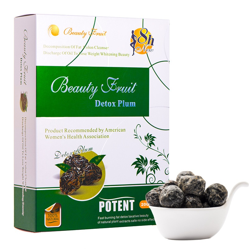Hot Sale beauty fruit detox plum - 4uTea | 4uTea.com