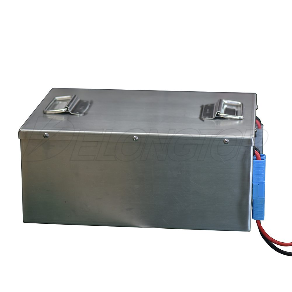 LiFePO4 battery 24v 80ah deep cycle lithium ion battery for Camping EV