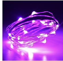1 м/2 м/5 м/20 м наружные водонепроницаемые светодиодные гирлянды USB фестивальное освещение Сказочный венок Рождественская елка украшение для ...(Китай)