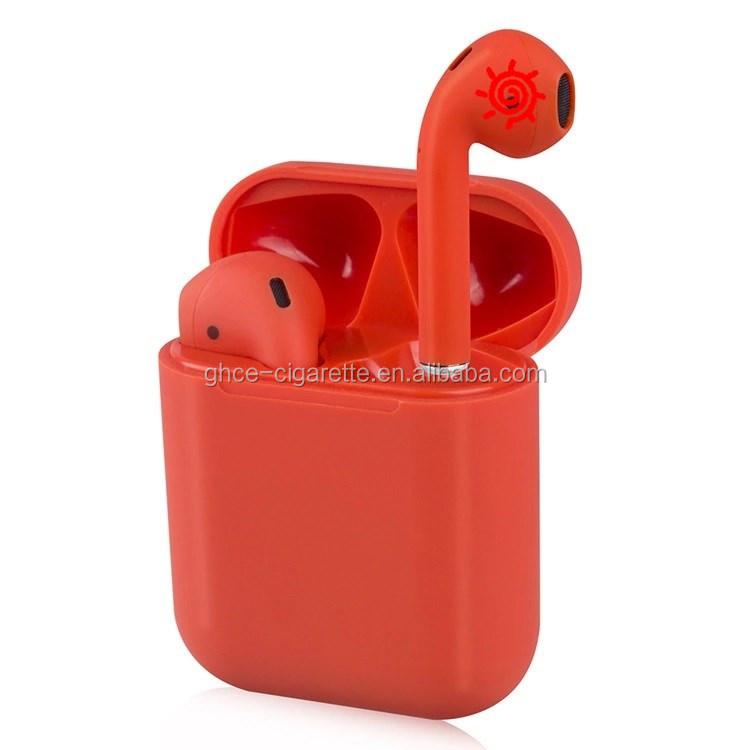 Ventana Emergente I12 TWS colorido Macaron i10 HD voz Bt5.0 auriculares deportivos manos libres estéreo tws i9s i12