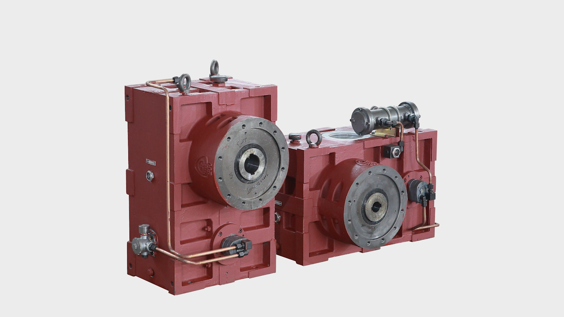 Duoling Brand ZLYJ 280 Gearbox for Single Screw Plastic Extruder