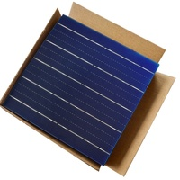 bifacial poly mono solar cell price for solar cell system q cell solar panels 5bb perc 18%-20%
