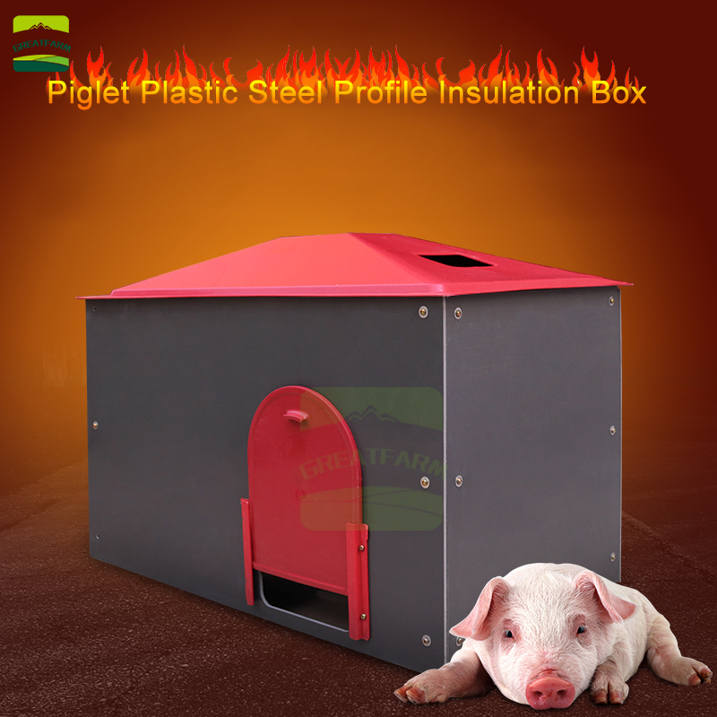 Farrowing heating box farrowing crate equipment Thickening plastic incubator for piglet
