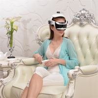 Factory Wholesale Price scalp head massage electronic eye massager tool